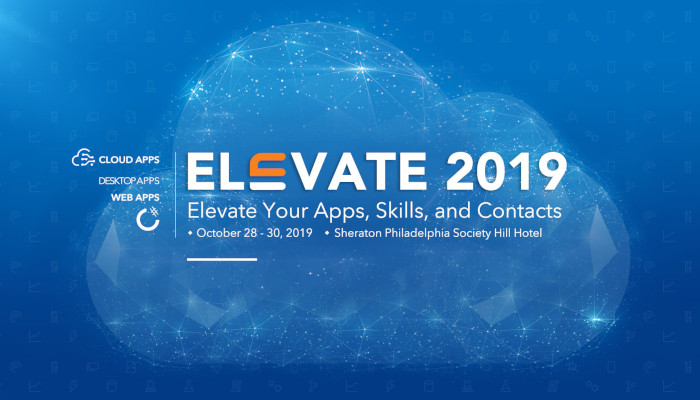Elevate 2019 Developer Conference