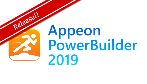 PowerBuilder 2019 (Build 2170) 英語版 MR