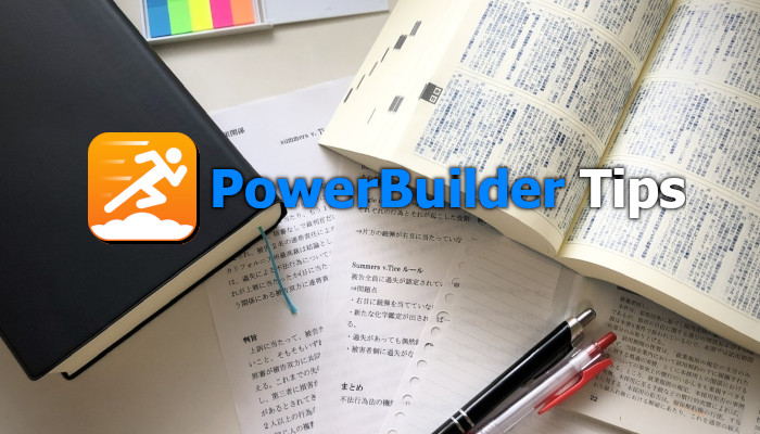 PowerBuilder Tips